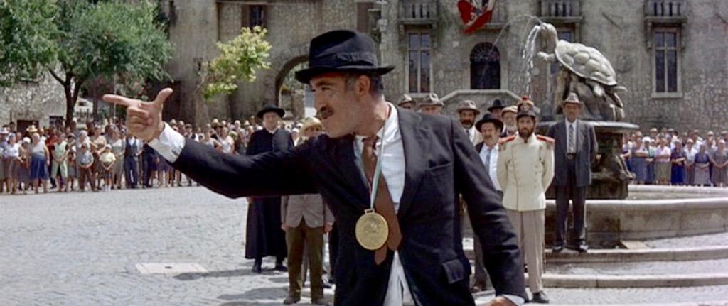 The Secret of Santa Vittoria Movie Scene