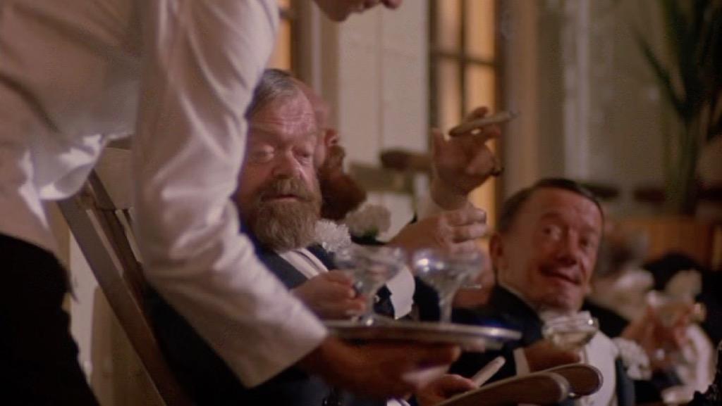 Time Bandits Champagne Titanic Film Scene