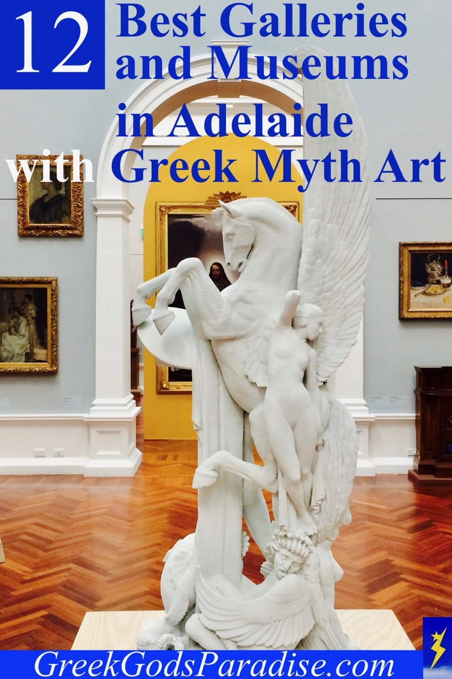 12 Best Galleries and Museums in Adelaide with Greek Myth Art