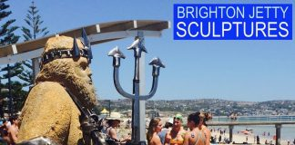 Brighton Jetty Sculptures