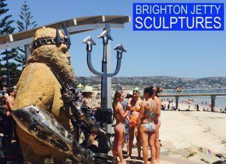 Brighton Jetty Sculptures