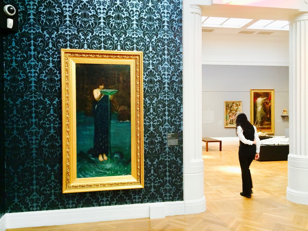 Circe Invidiosa Painting Art Gallery of South Australia