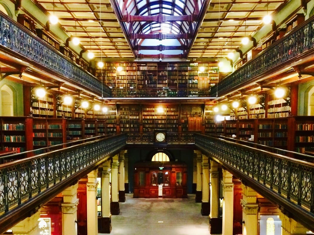 Mortlock Wing The State Library of South Australia