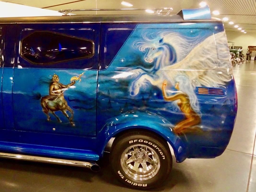 Mystic Fantasy Vehicle National Motor Museum