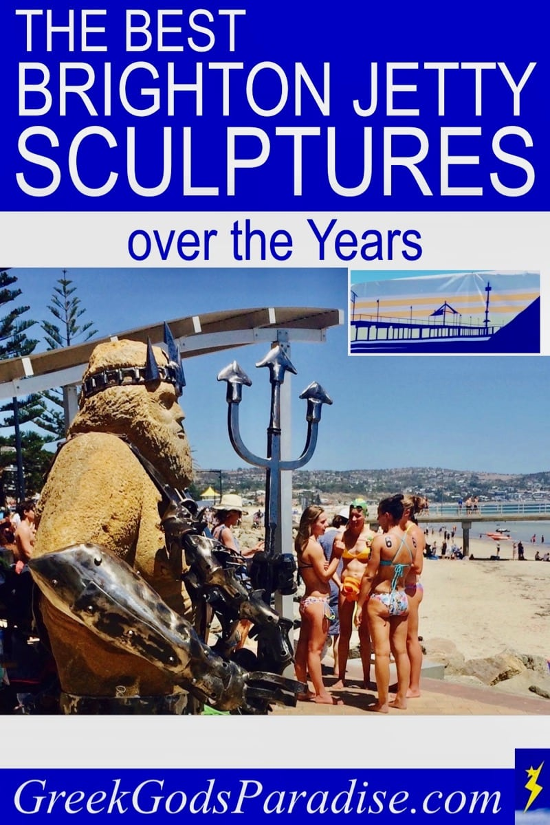 The Best Brighton Jetty Sculptures over the Years