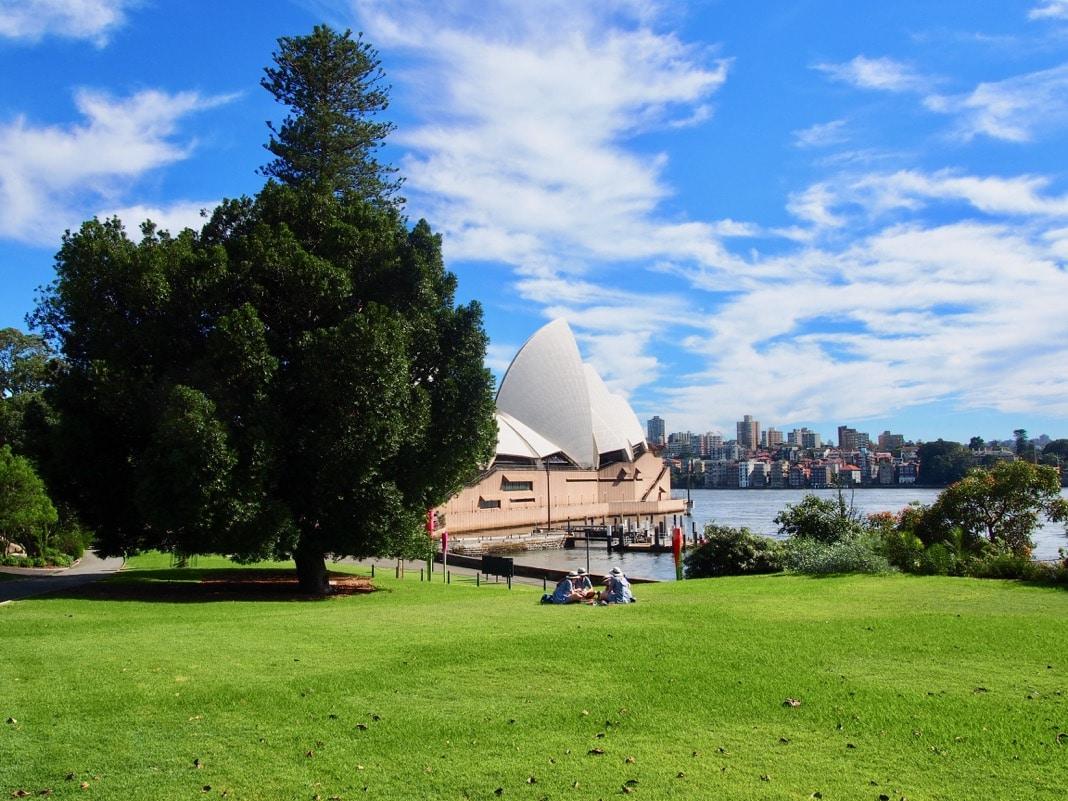 Royal Botanic Gardens Sydney New South Wales
