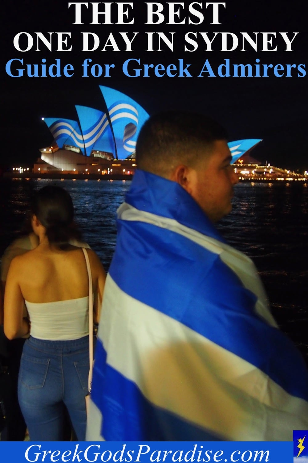 The Best One Day in Sydney Guide for Greek Admirers