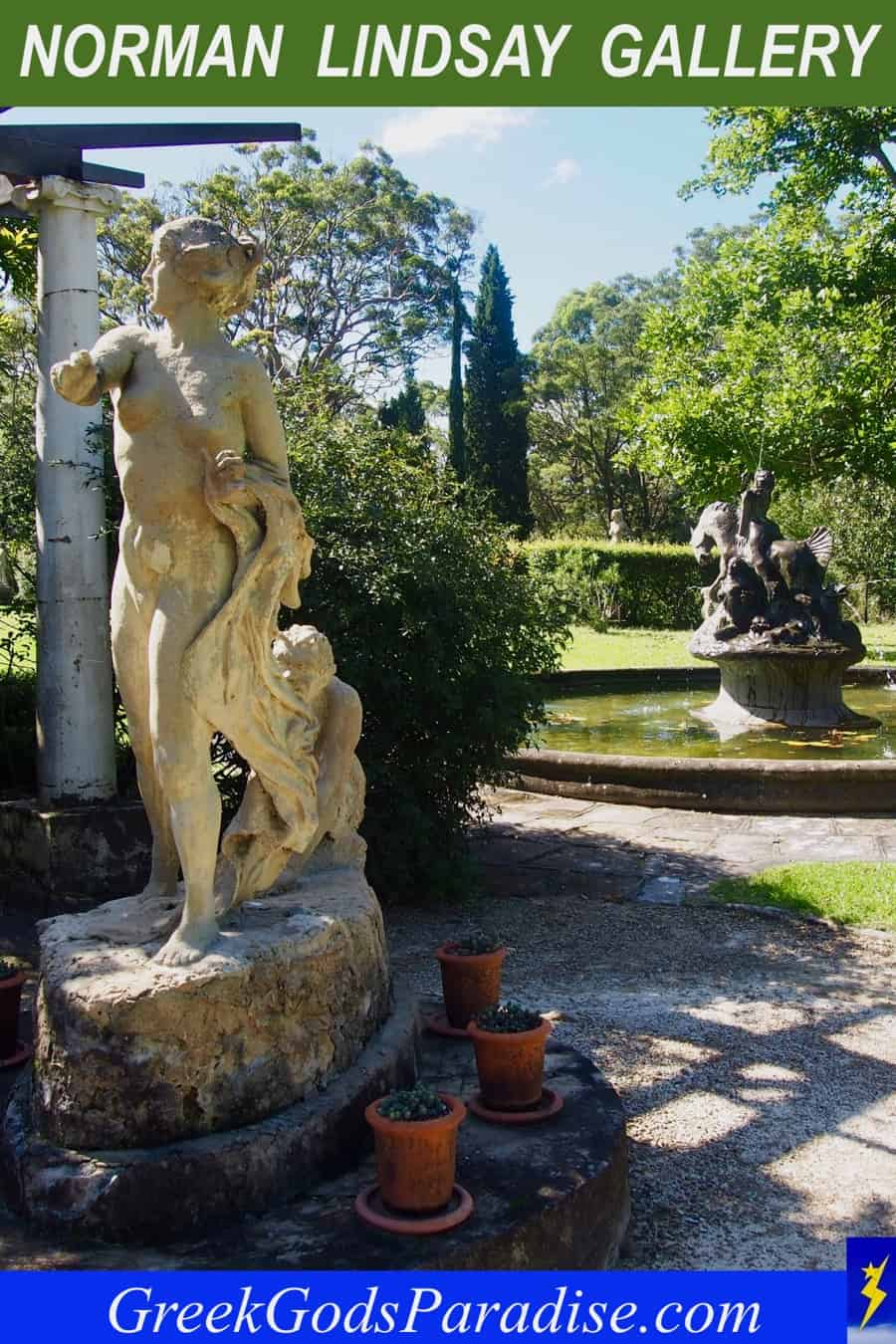 Norman Lindsay Gallery and Museum Blue Mountains