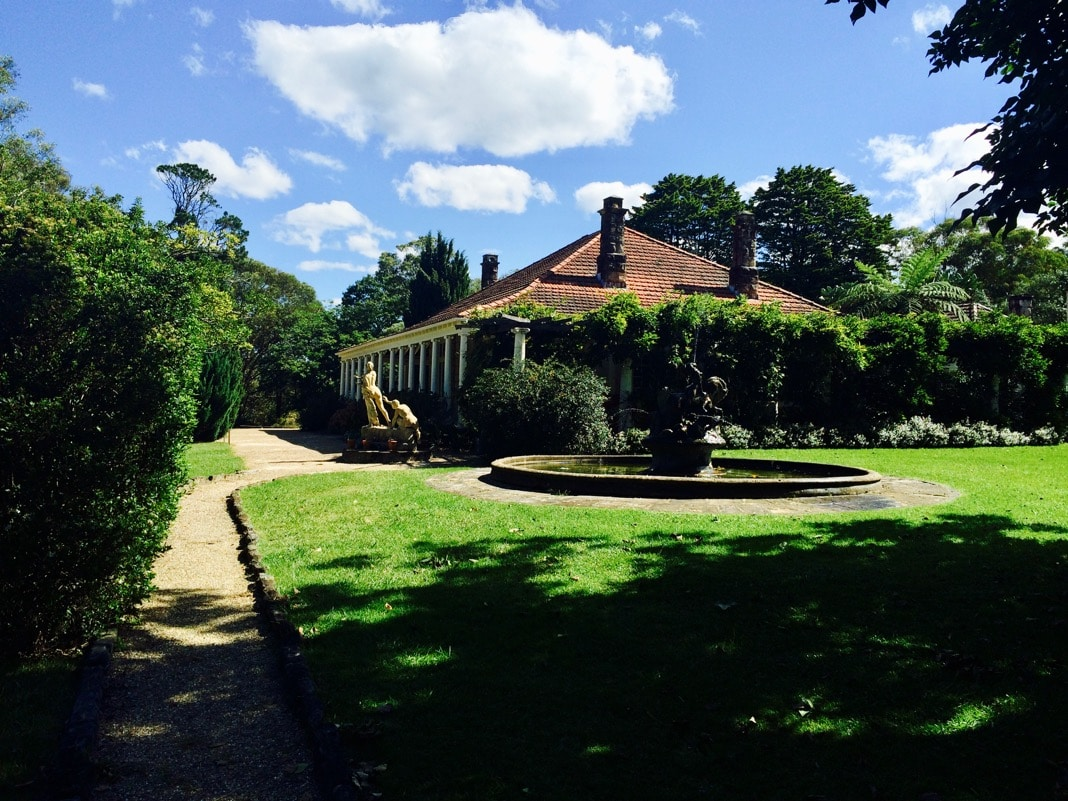 Norman Lindsay House and Garden