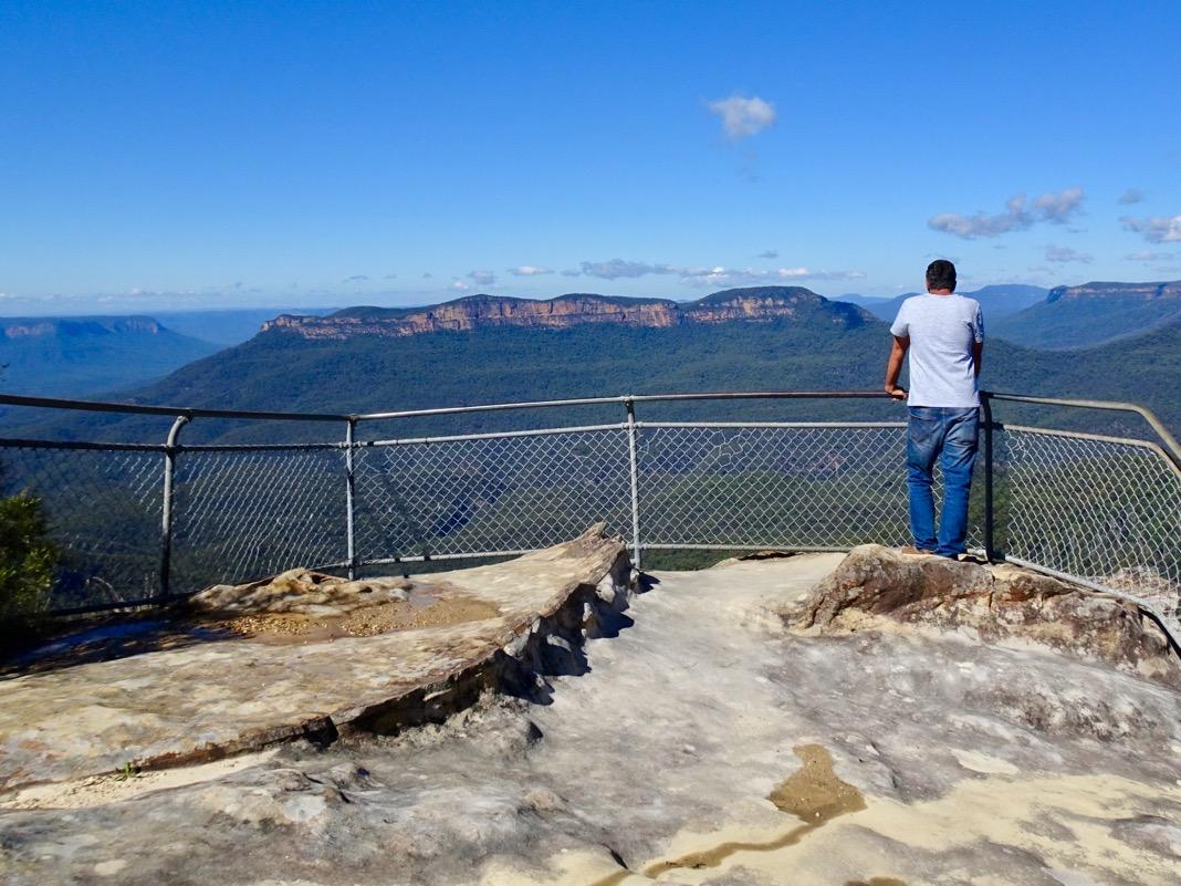 Olympian Rock Lookout