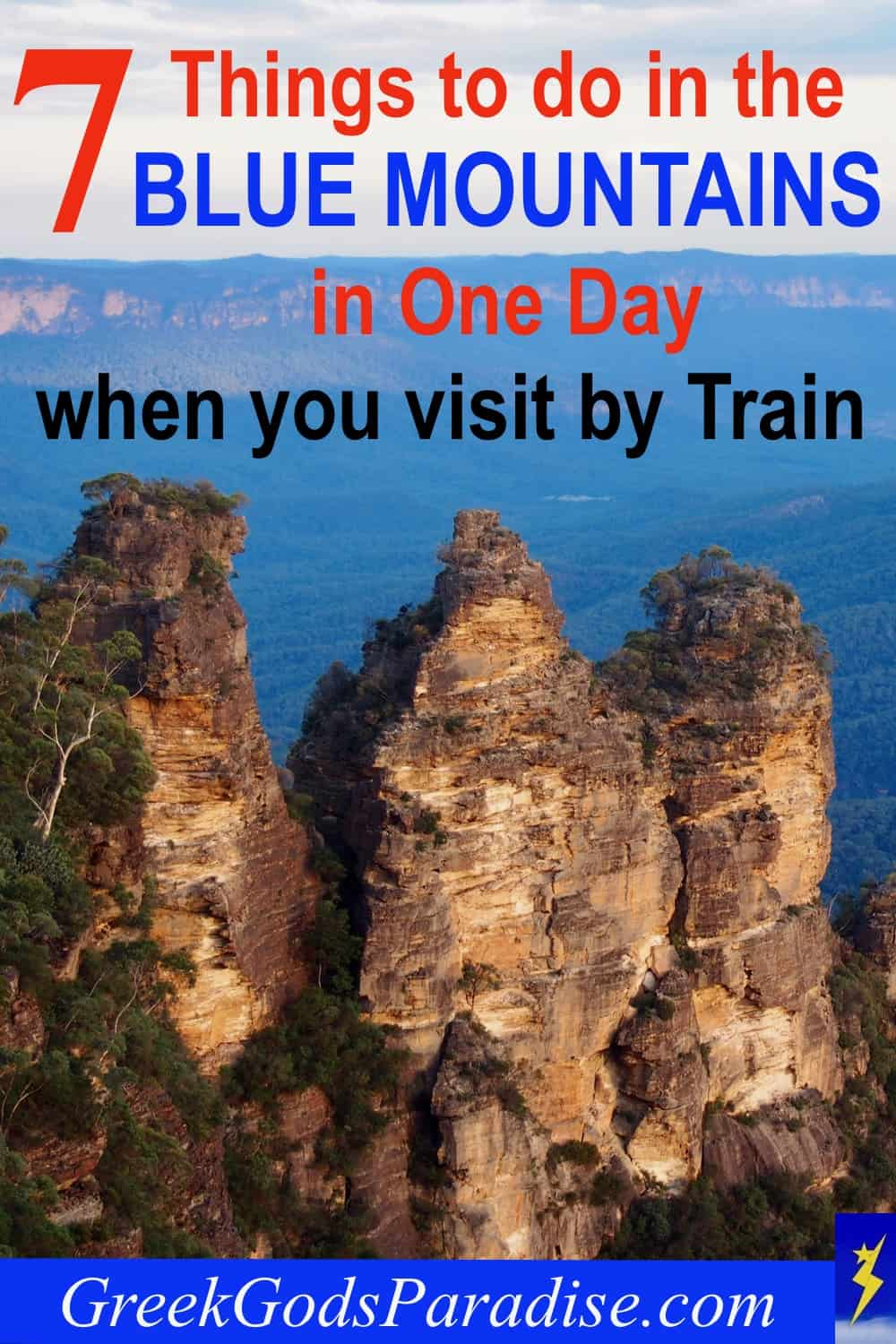 Things to do in the Blue Mountains
