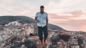 George in Greece