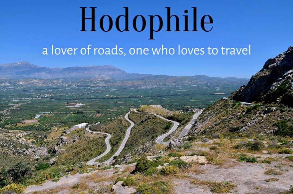 Hodophile one who loves to travel