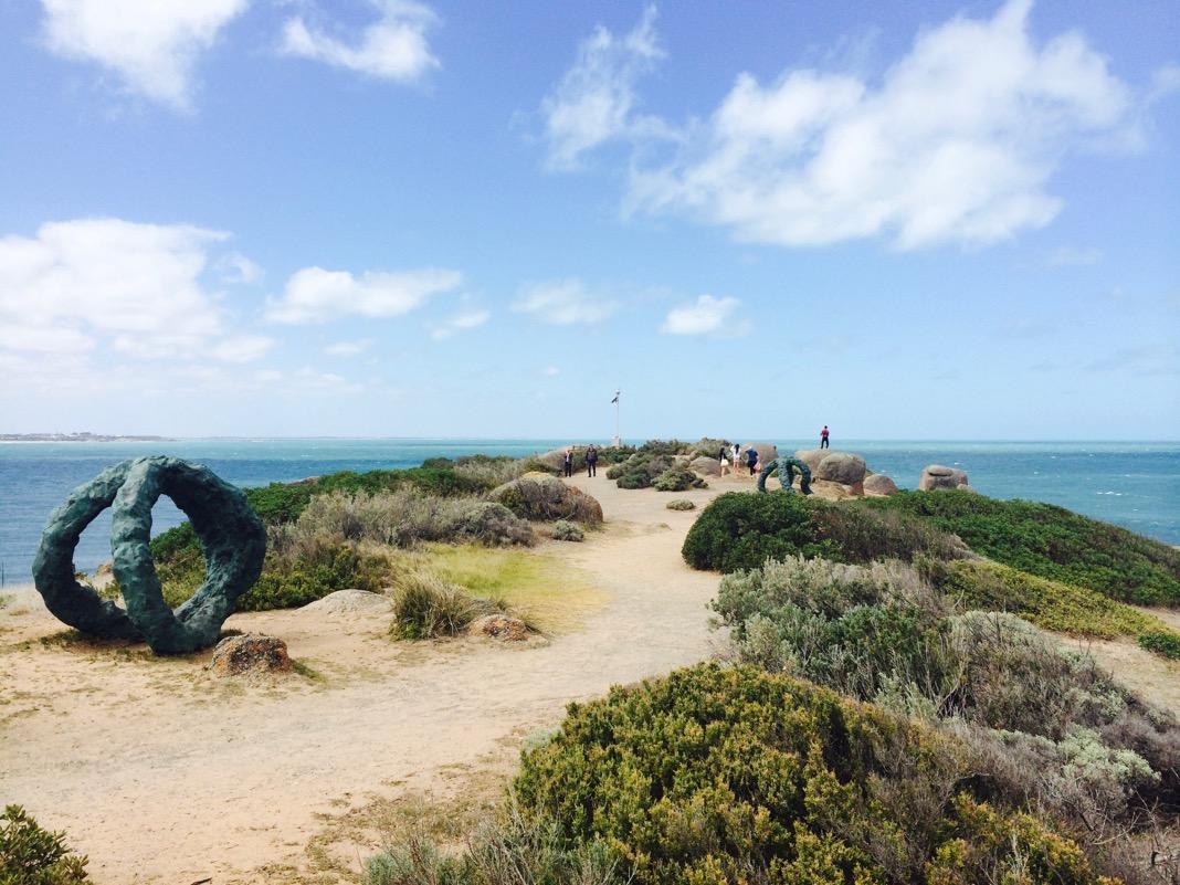 Ocean Views Granite Island