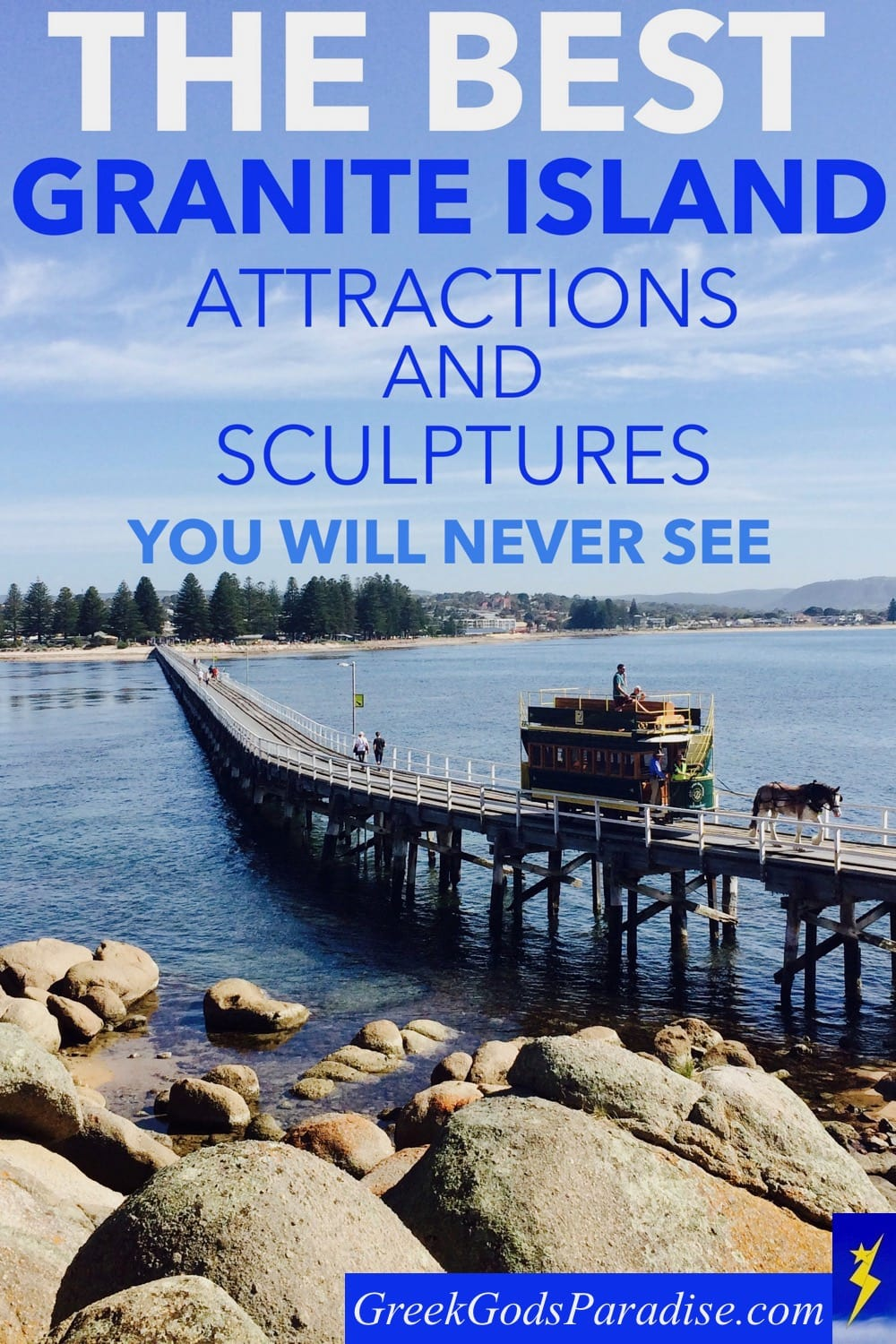 The Best Granite Island Attractions and Sculptures