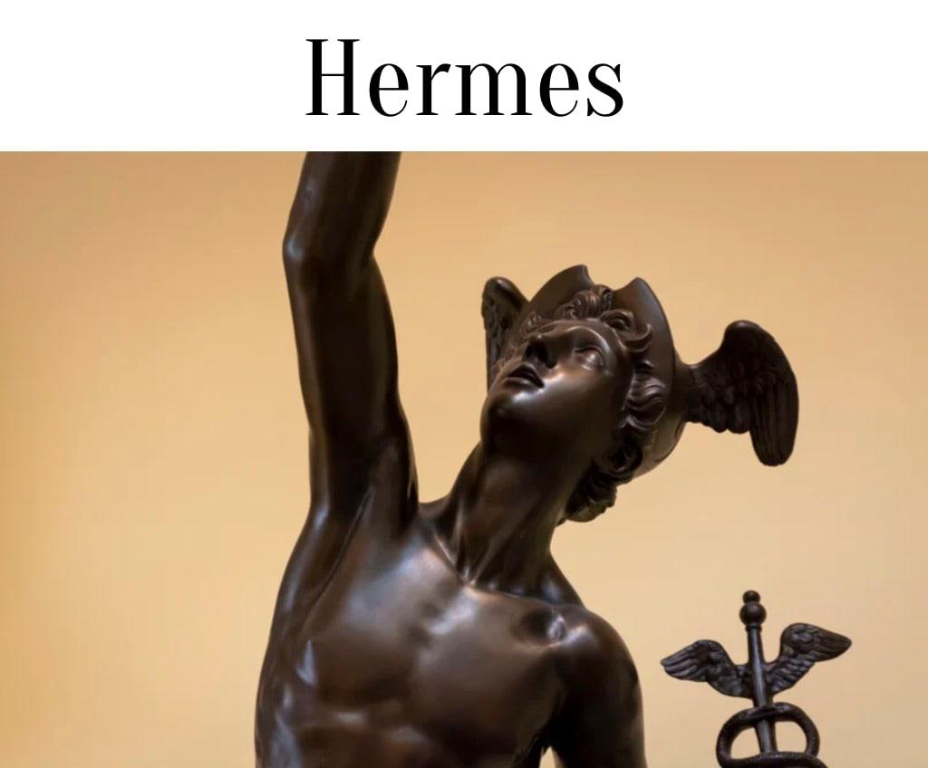 Travel Words Hermes