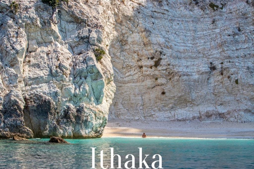 Travel Words Ithaca Island