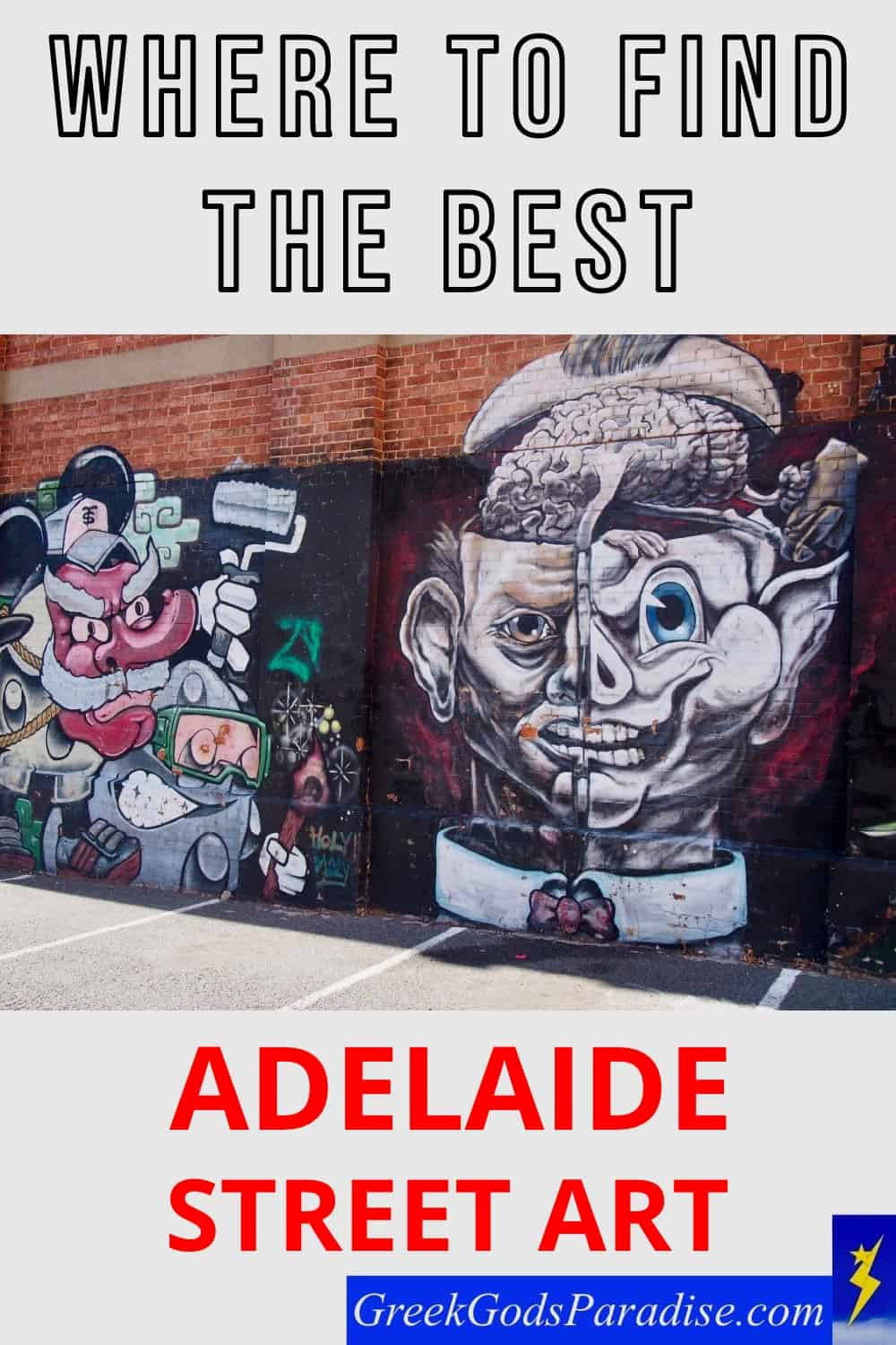 Where to find the best Adelaide street art