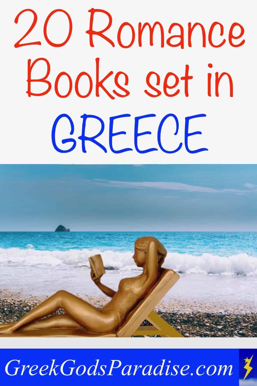20 Romance Books set in Greece