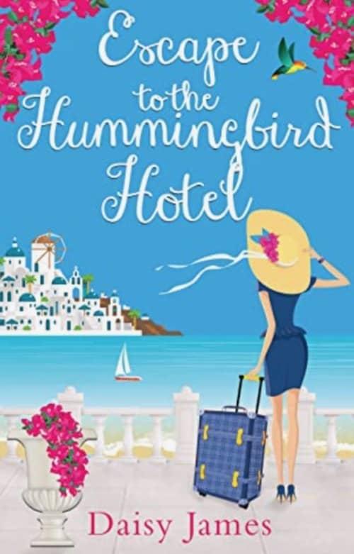 Books set in Corfu Hummingbird Hotel Novel