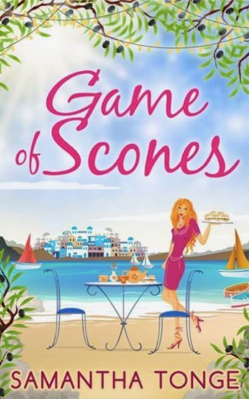 Books set in Greece Game of Scones