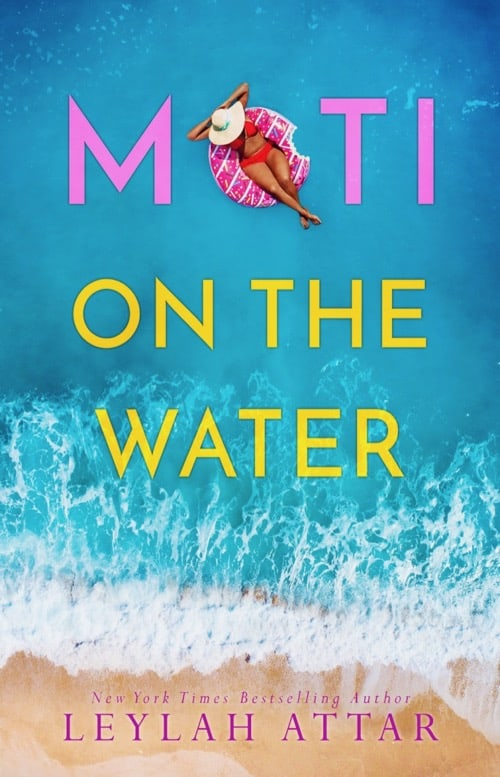 Books set in Greece Moti on the water