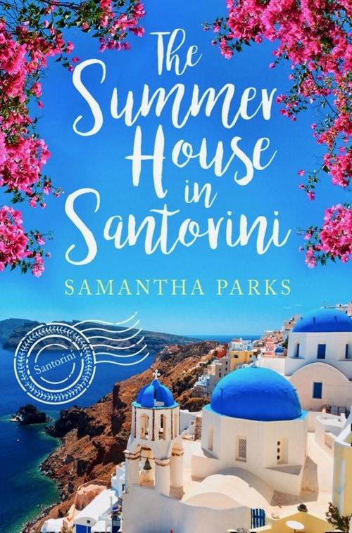 Books set in Greece The summer house in Santorini