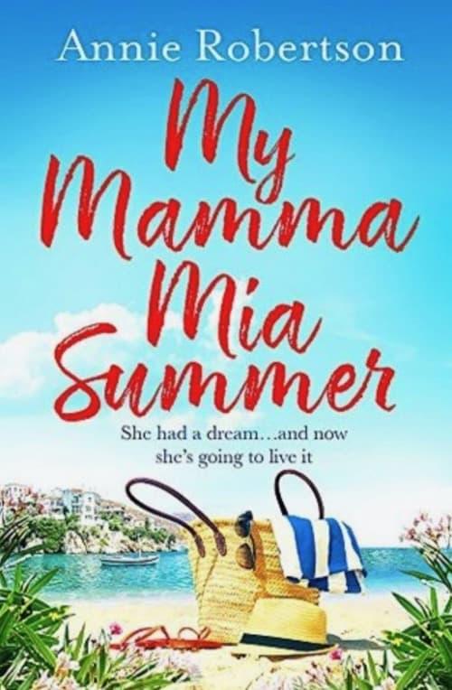 Greek Romance book My Mamma Mia Summer