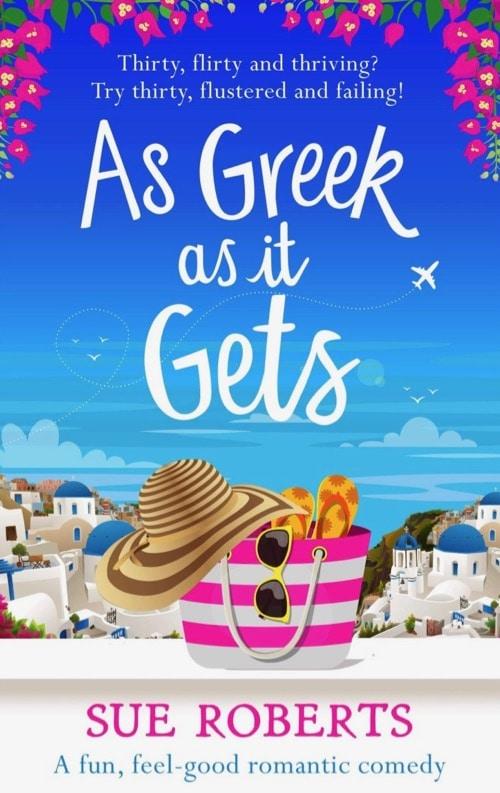 Romance books set in Greece As Greek as it Gets