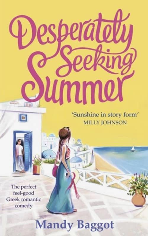 Romance books set in Greece Desperately seeking summer