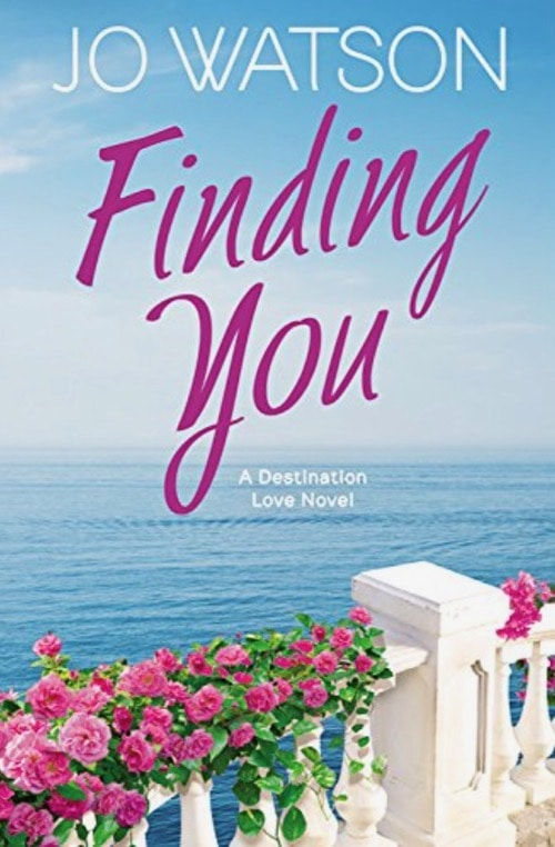 Romance books set in Greece Finding You