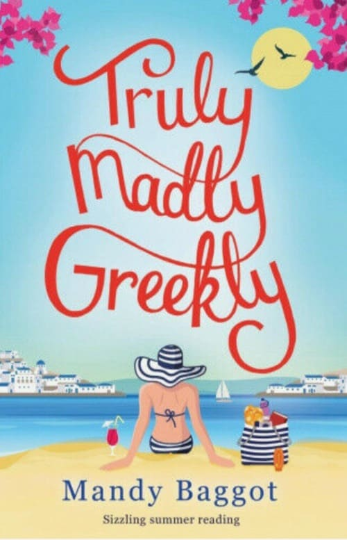 Romance books set in Greece Truly Madly Greekly