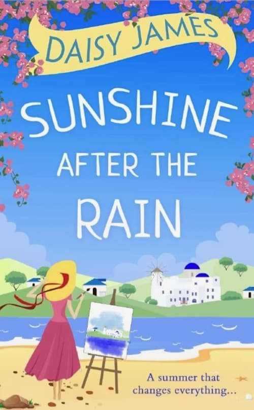 Romance novels set in Greece Sunshine after the rain