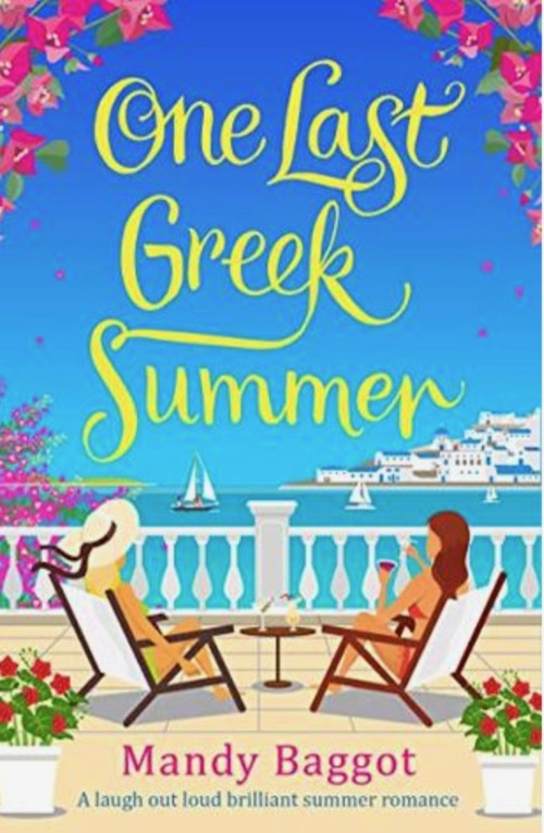 Romantic Comedy Book One Last Greek Summer