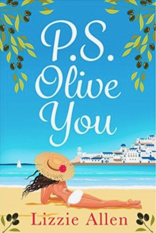 Romantic Comedy Novel PS Olive You