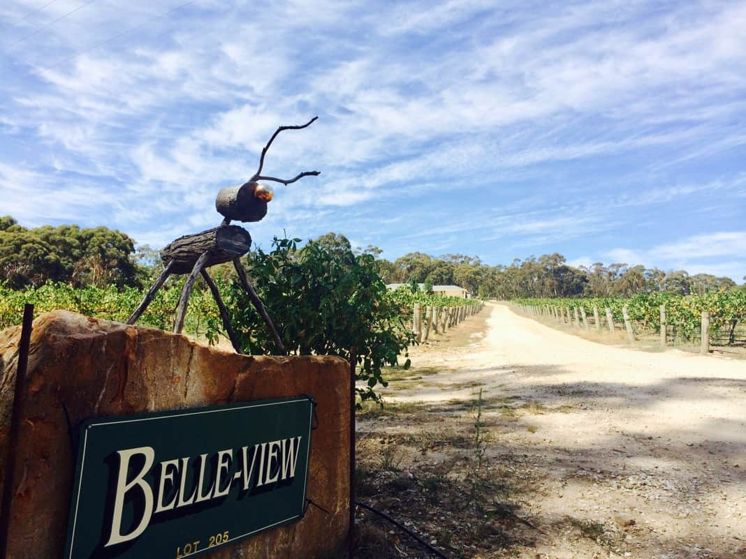 Belle-View Clare Valley
