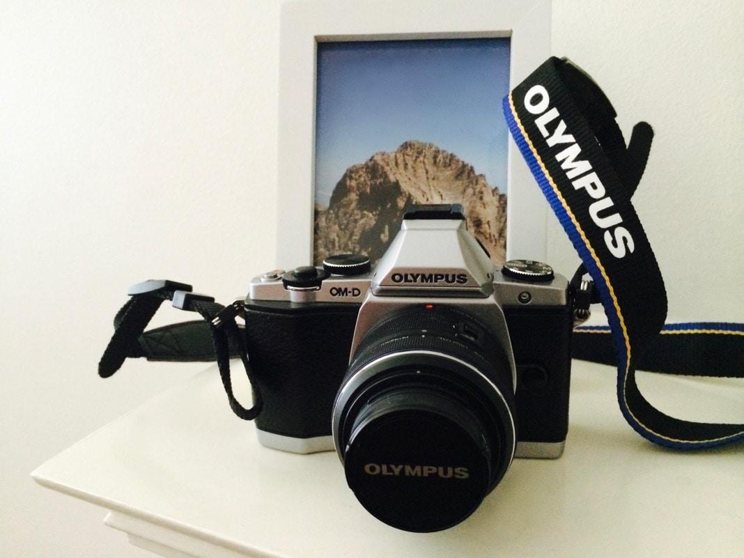 Brands named after Greek Mythology Olympus Camera