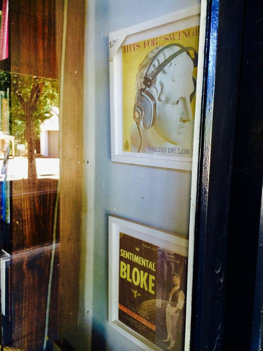 Burra Shop Window