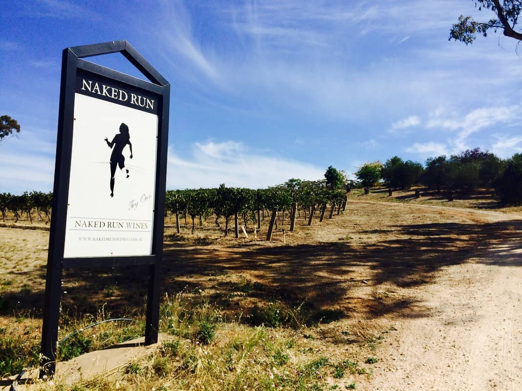 Clare Valley Winery Naked Run Wines