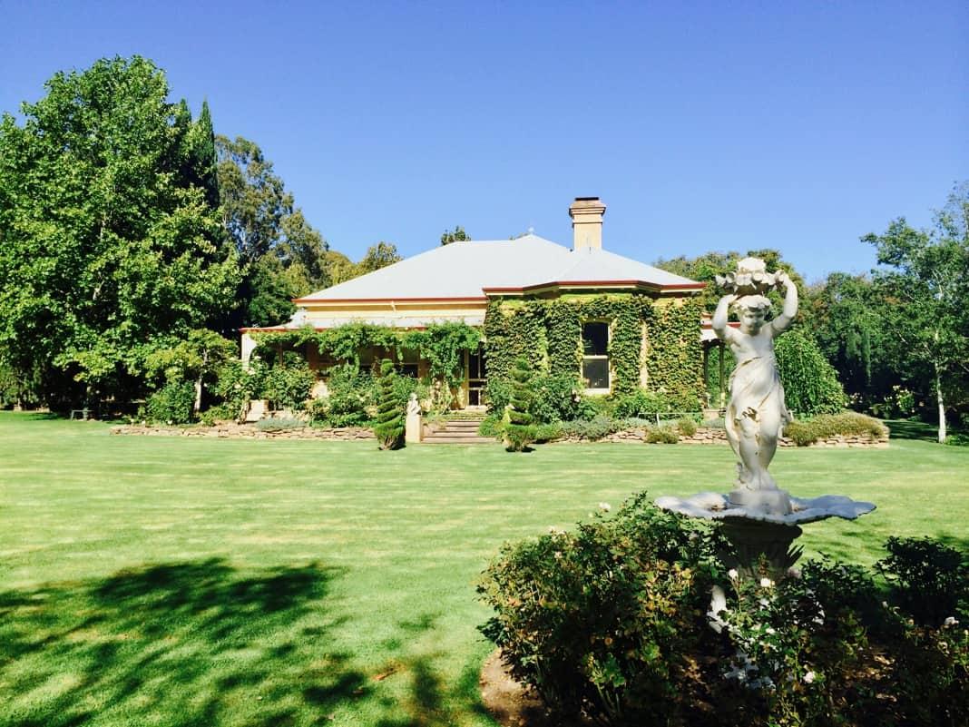 The Heritage Garden Building