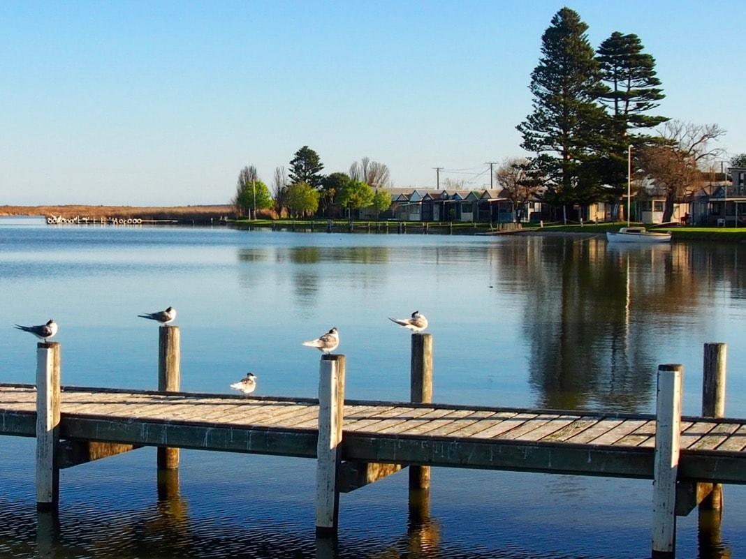 Lake Alexandrina Milang
