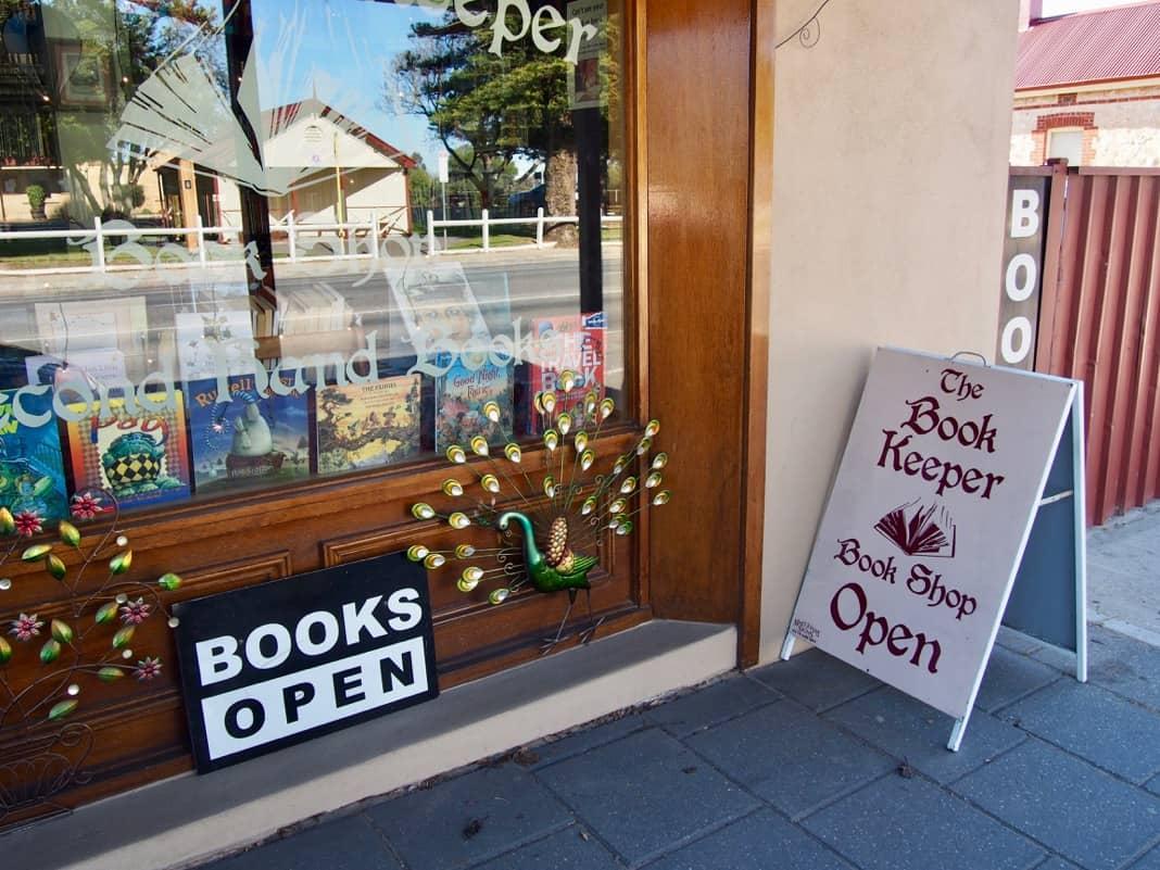 The Book Keeper Book Shop Strathalbyn