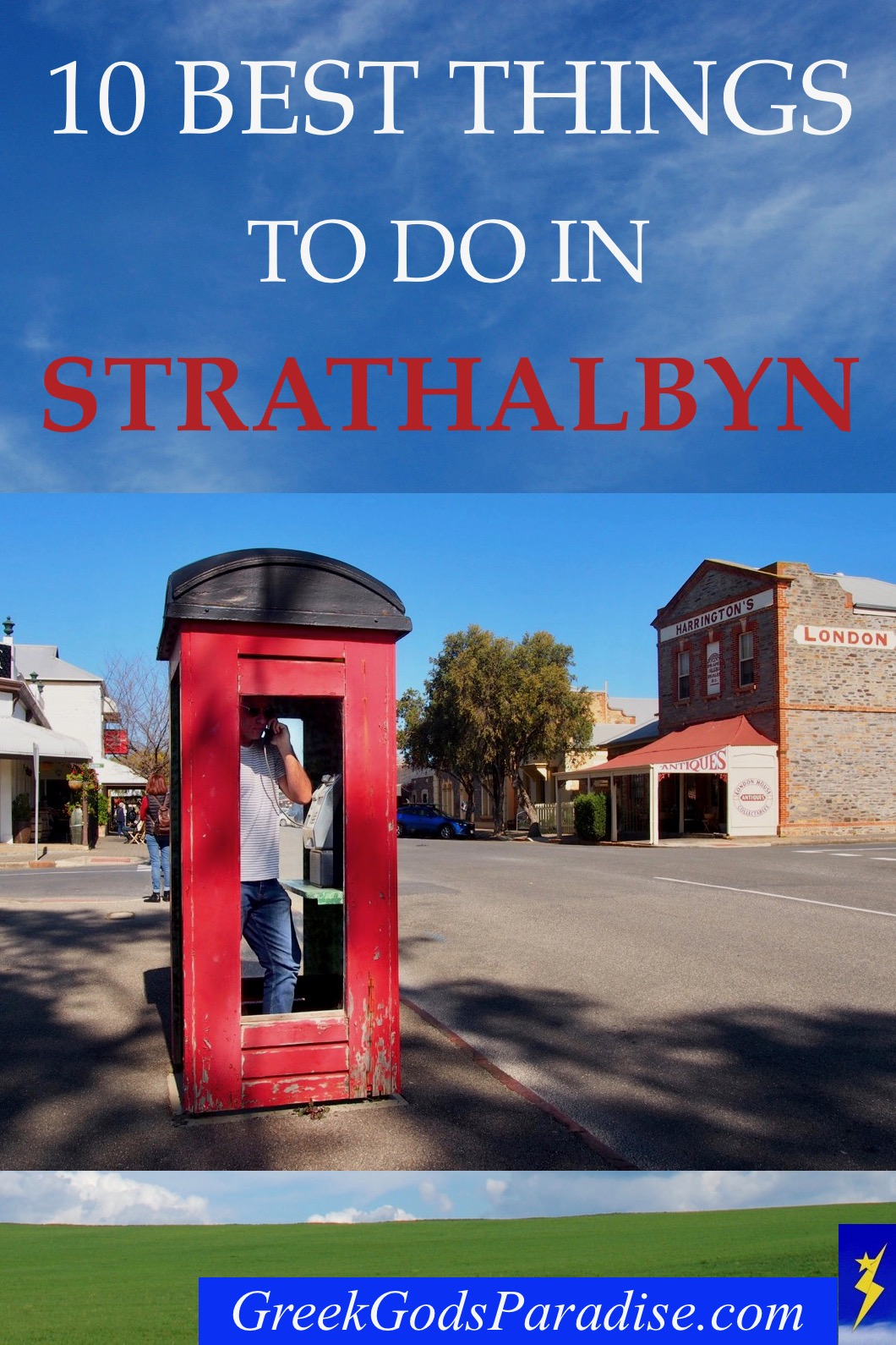 Things to do Strathalbyn