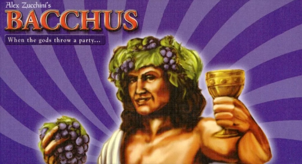Bacchus When the gods throw a party