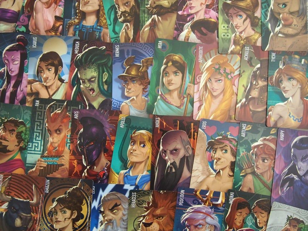 Greek Mythology Card Games Similo Myths