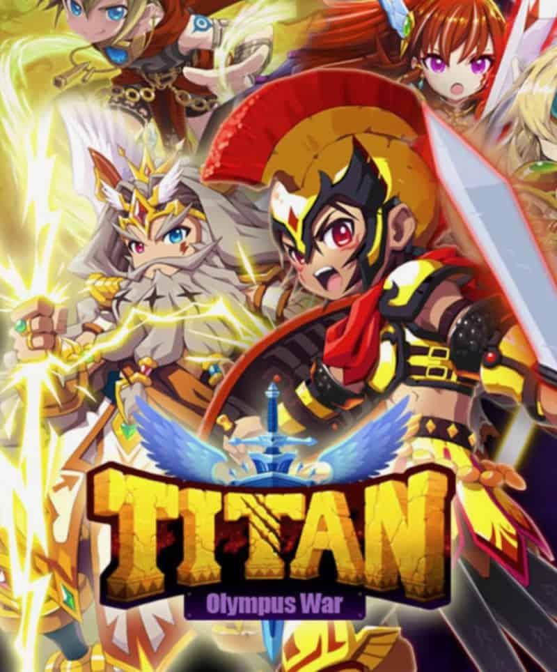 Titan Olympus War iPhone Game
