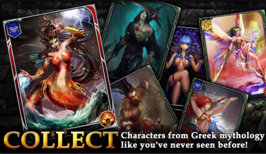 Wrath of Olympus Android Games