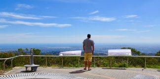 Adelaide Hills Mount Lofty Summit